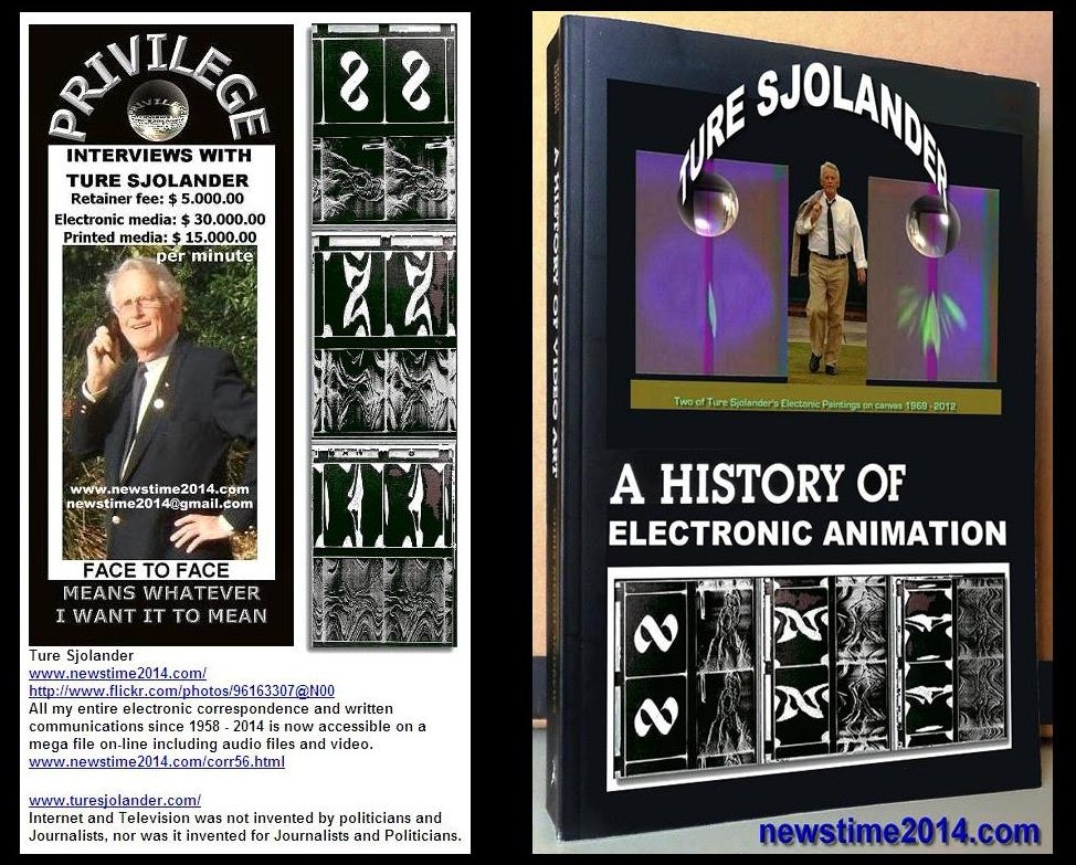 a history of electronic animation