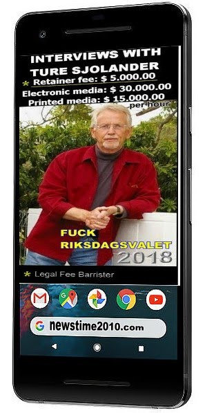 Kungen is President in Swedish Republic 2018